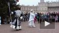 Всемирный Казачий Дед Мороз поздравил детей по-православ...