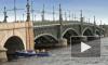 Дворцовый мост будет закрыт на ремонт в 2012 году