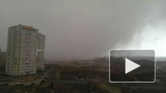 Ураган в Омске 26 апреля: видео шокируют интернет, два человека погибли, более 20 - ранены