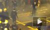 Гонконг: Полиция разогнала демонстрантов слезоточивым газом