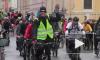 Петербургские велосипедисты открыли сезон парадом из Рощино до Дворцовой