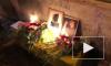 На месте страшной аварии в центре города появился стихийный мемориал