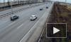 На развязке КАД с Гостилицким шоссе закроют два съезда