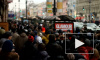На площади Восстания полиция задержала трех оппозиционеров