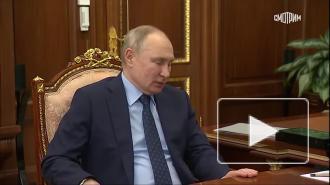 Путин поддержал идею развития авиаузла в Красноярске