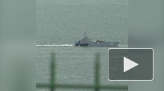 Отряд кораблей Каспийской флотилии завершил переход в Черное море