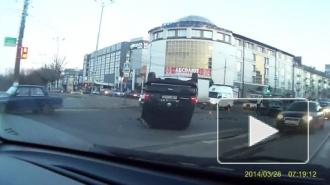 Авария в Твери 28.03.2014: пьяный водитель убил пассажира