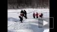 Фристайл на «Красном озере». Лыжники соревновались ...