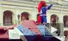 В Петербурге прогремел парад чемпионов СКА