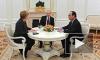 Политики: встреча Путина, Меркель и Олланда дает шанс на мир