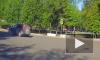 Жуткое видео из Уфы: легковушка сбила пешехода