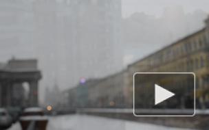 Снежность в Петербурге