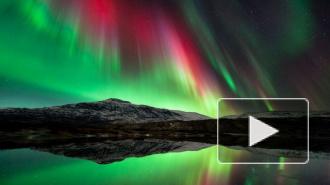 В небе над Челябинском наблюдали необычный свет