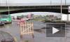 Из-за прорыва трубы вылился кипяток на углу улиц Турку и Пражской