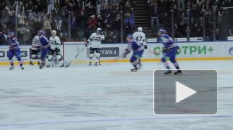 Динамо в очередной раз обыграло СКА