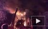 Пожар в саратовском ТЮЗе: крыша рухнула в зал