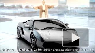 """Яндекс"" подарил пользователю Lamborghini"