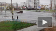 На пересечении улиц Десантников и Захарова KIA Rio ...