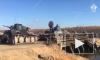 Опубликовано видео с места гибели каскадера на съёмках военной драмы