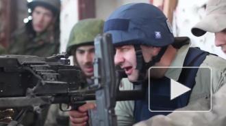 Новости Украины: Пореченков пострелял из пулемета в аэропорту Донецка, Аваков заводит уголовное дело