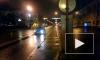 На Измайловском проспекте автоледи за рулем такси устроила тройное ДТП