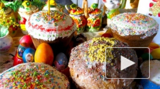 Рецепты кулича пасхального от Юлии Высоцкой, куличи в мультиварке и творожная пасха - самые популярные среди хозяек
