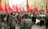 Октябрьская демонстрация. Коммунисты потребовали революцию