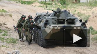 Новости Украины 24.04.2014: в ответ на операцию в Славянске Россия начала военные учения, БТРы идут к границе
