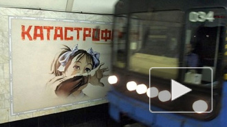 """В Петербурге на станции """"Проспект Просвещения"""" женщина упала под поезд"""