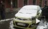 В Петербурге запретят парковаться трубой в форточку