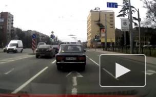 BMW сбил ребенка на Светлановском