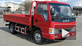 JAC Motors запускает производство электрических грузовиков