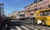 Видео: по Невскому проспекту проехался раритетный транспорт