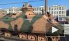 На Московский вокзал прибыл воинский железнодорожный эшелон