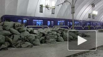"""Петербургу показали ремонт станции """"Лиговский проспект"""""""