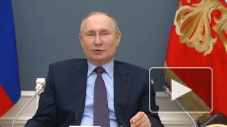 Владимир Путин сделал вторую прививку от коронавируса