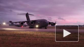 В Эстонии в рамках крупных учений высадились более 700 американских военнослужащих