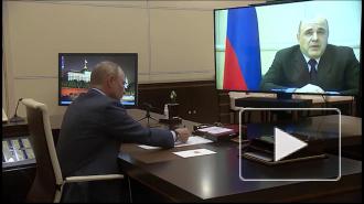 В Кремле опровергли сообщения о возможном уходе Мишустина с поста премьера