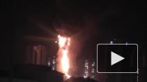 За пожар в Грозном-сити ответят Аллах и Депардье