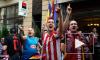 Фанаты «Атлетико» подрались с полицией