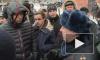 В Петербурге прошел народный сход горожан, возмущенных нападением на пенсионерок
