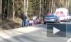 В Подмосковье страшное ДТП: автобус с 40 детьми попал в аварию