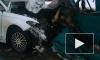 Татарстан: в лобовом ДТП погиб пассажир микроавтобуса