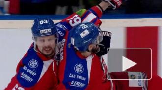 Лев – Металлург: третий матч финала Кубка Гагарина завершился победой пражан
