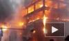 В Кизляре сгорели сразу два торговых центра
