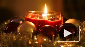 Петербург встретил Рождество глинтвейном и фейерверками