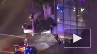 Полицейским пришлось подстрелить водителя после часовой погони