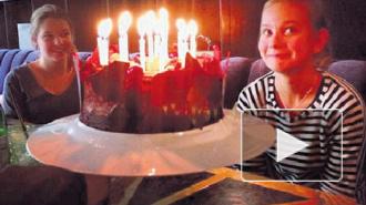 Маша Кончаловская, 12 мая: прошел седьмой месяц комы, возраст поможет ребенку справиться с поражением мозга - эксперты