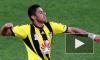Бразильский футболист расплакался во время футбольного матча