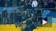Зенит обвинил в проигрыше фанатов, устроивших драку